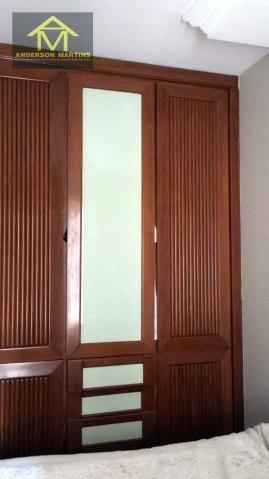 Apartamento à venda com 4 dormitórios em Praia da costa, Vila velha cod:5215 - Foto 9