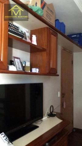 Apartamento à venda com 4 dormitórios em Praia da costa, Vila velha cod:5215 - Foto 6