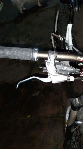 Vendo bike Mosso , peças Shimano altus, vale a pena conferir!! - Foto 5
