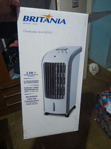 Climatizador de ar Britânia