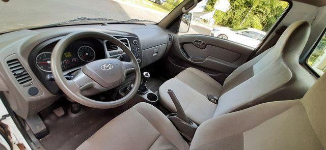 Hyundai HR Carroceria Madeira 2020 19.000km - Foto 2