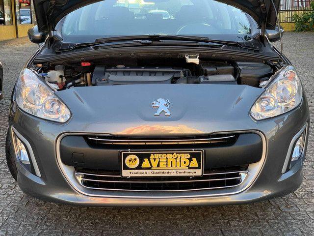 308 2013 2.0 ALLURE 16V FLEX 4P AUTOMÁTICO - Foto 15