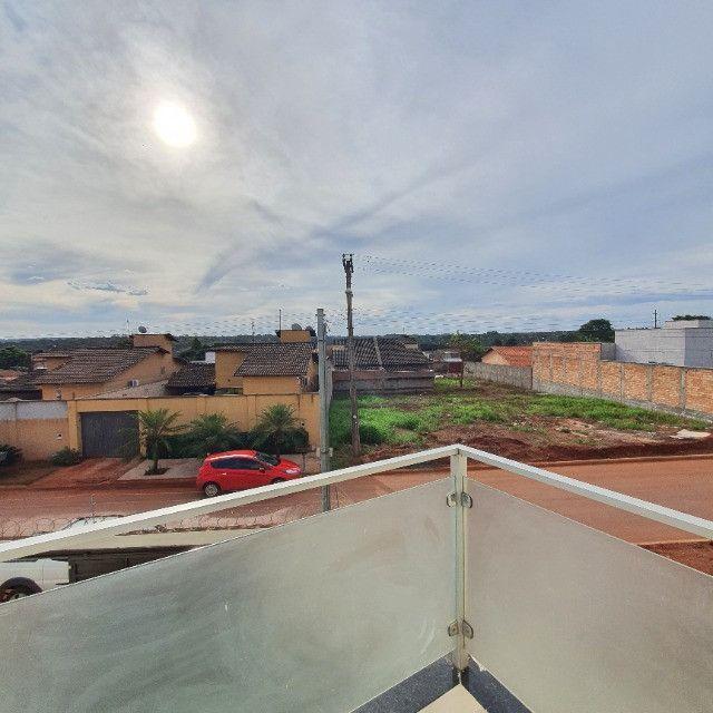 Sobrado 3 quartos no Antônio Barbosa, nunca habitado, construção com material de primeira - Foto 10