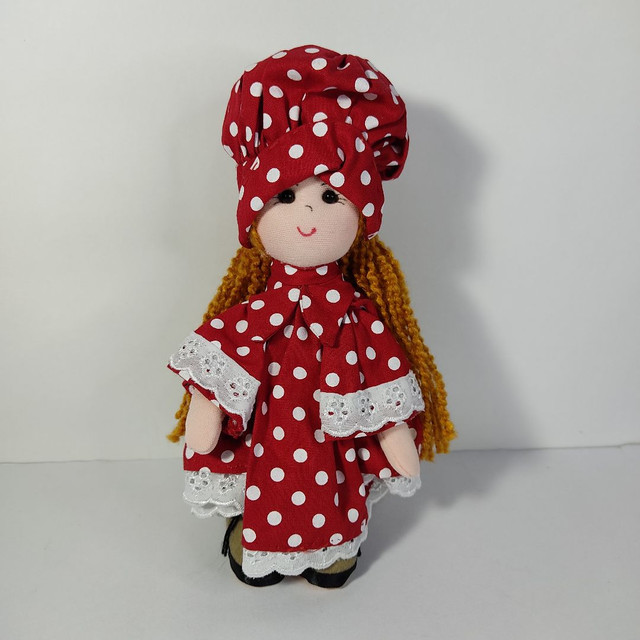 Bonecas  de artesanato