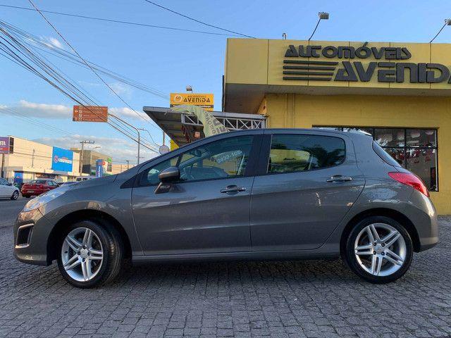308 2013 2.0 ALLURE 16V FLEX 4P AUTOMÁTICO - Foto 4