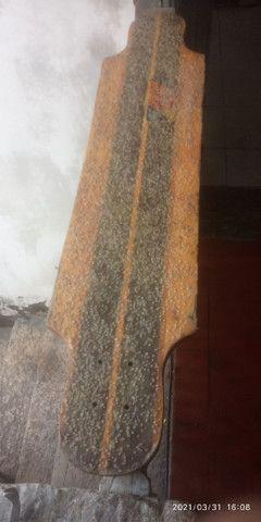 Shape longboard resinado