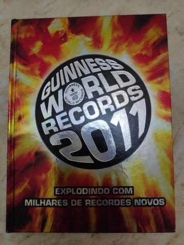Livro Guinness World Records 2011