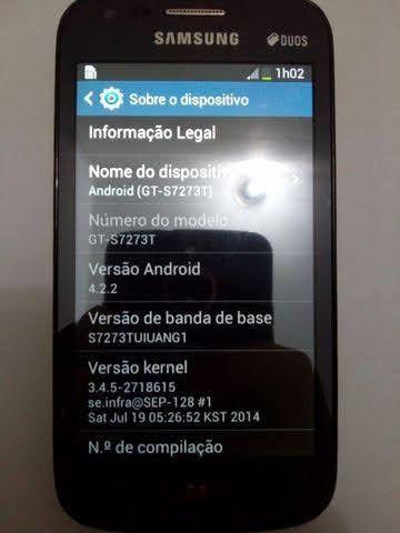 2 Samsung Galaxy GT S7273T TV Digital desbloqueado para todas operadoras. - Foto 5