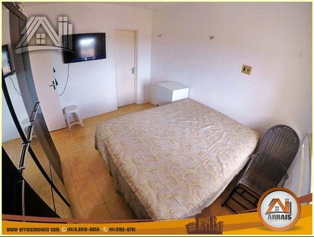 Apartamento com 3 dormitórios à venda, 96 m² por R$ 280.000,00 - Vila União - Fortaleza/CE - Foto 13