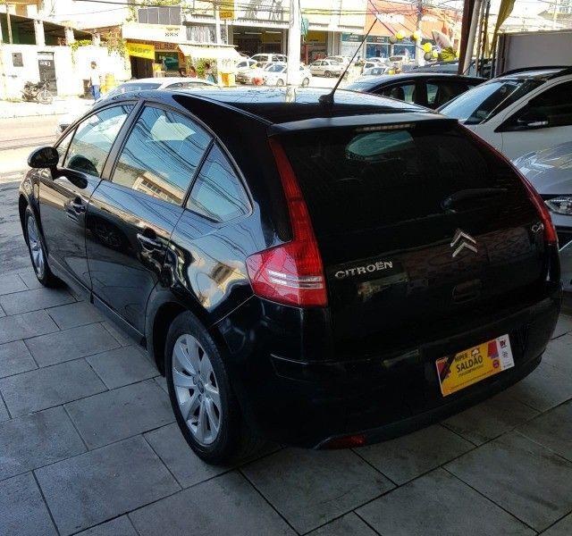 C4 Hatch 2010 2.0 Aut. com Gnv. Muito novo. - Foto 5
