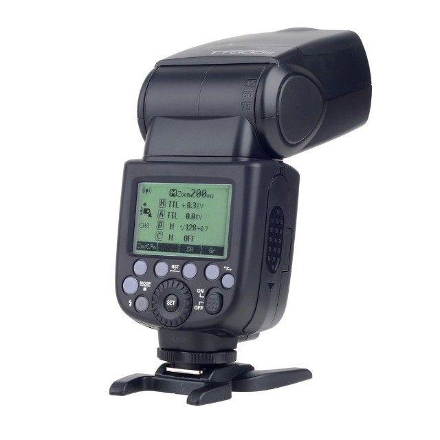 Flash Godox TT685n TTL - Para Nikon (Novo, com Garantia e NF) - Foto 4