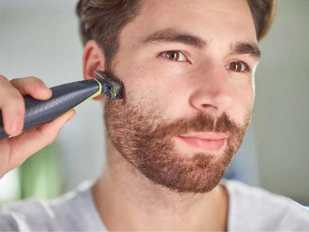 Barbeador Elétrico Philips OneBlade - Seco e Molhado  - Foto 3