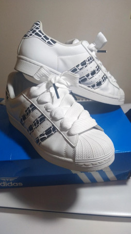 Tênis adidas superstar nº36 - Foto 6
