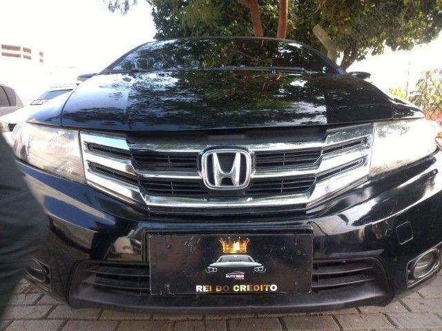 Honda City Sedan EX Flex 1.5 Aut Ano 2013