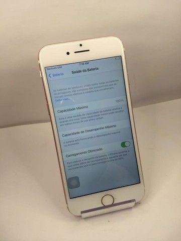 Iphone 7 128GB IMPECÁVEL  - Foto 4