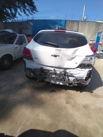 Chevrolet/Onix 1.4AT LT 2018/2019 Flex - Foto 9