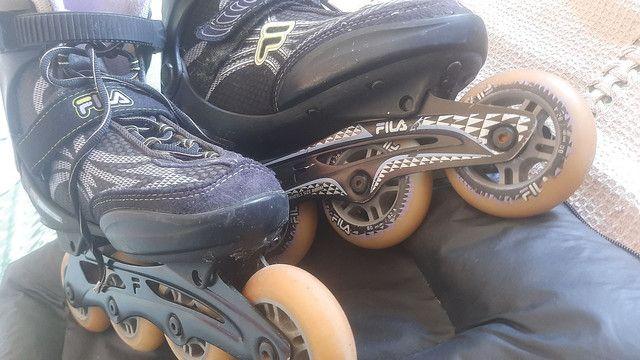 Patins Profissional Speed - FILA  - Foto 2
