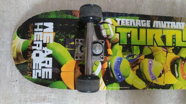 Skate tartaruga ninja  - Foto 3