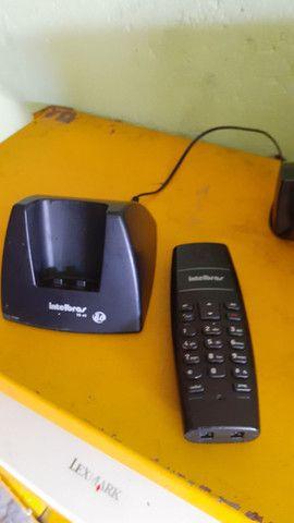 Telefone sem fio Interbras - Foto 2