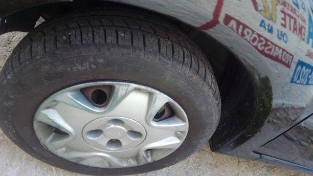 Ford Fiesta - Preto - 2011 - Foto 4