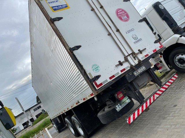 Ford Cargo 2422 Truck Ano:2008 - Foto 5