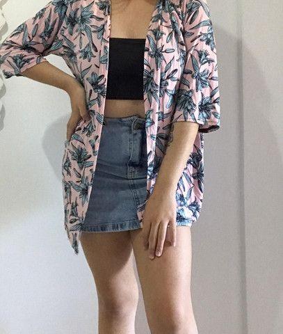 Kimono Rosa - Foto 2