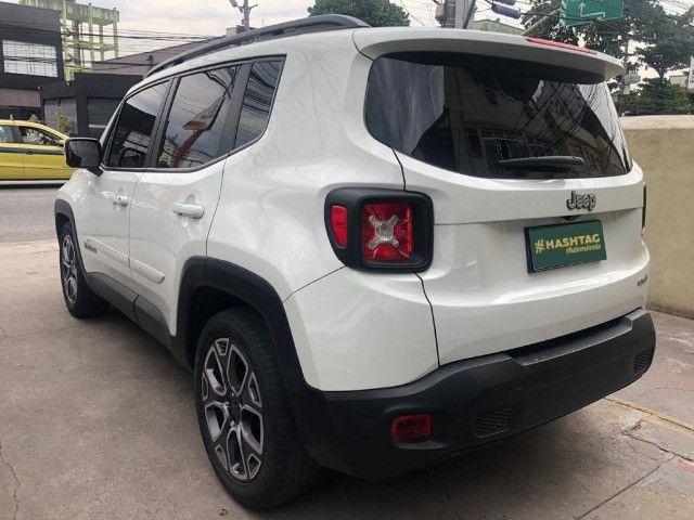 Jeep Renegade Longitude - 2016 - 1.8 Auto - Branco - Foto 6