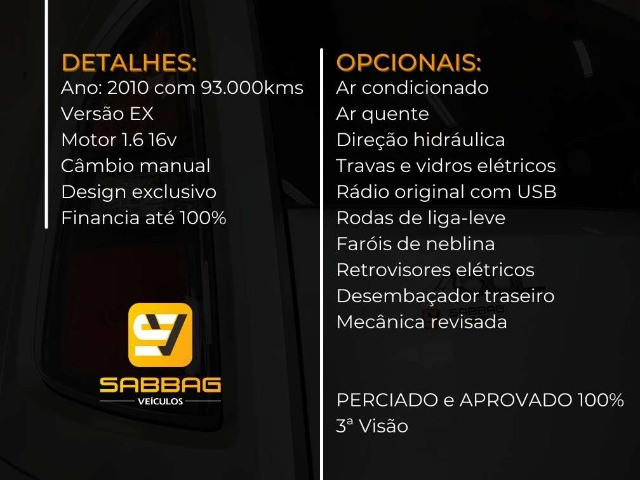 Kia Soul EX 1.6 | 2010 | Periciada 100% - Design exclusivo - Financia até 100% - Foto 2