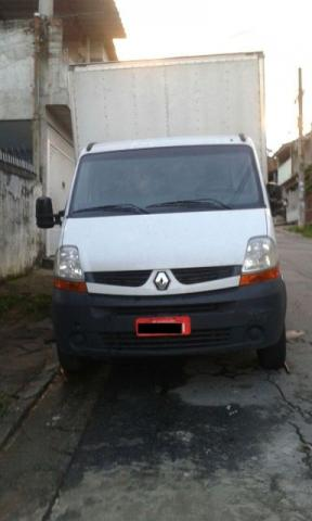 RENAULT MASTER 2.5DCI CHASSI BAÚ