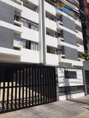 Ed. Itaipava Apartamento residencial à venda, Jatiúca, Maceió.