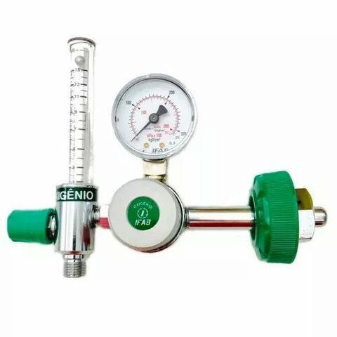 Regulador de oxigenio medicinal