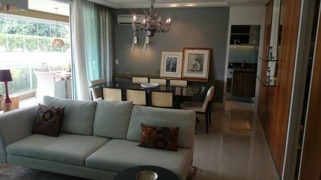 Excelente Apartamento Sports Garden Andar Alto Torre Roseé 170 m2 - Foto 5