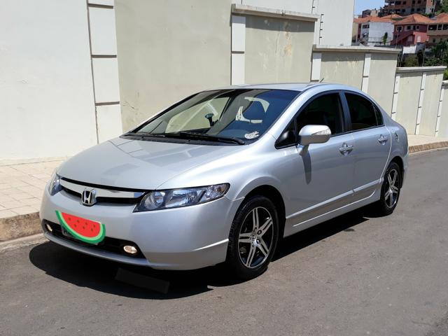 Honda Civic Exs O Mais Completo