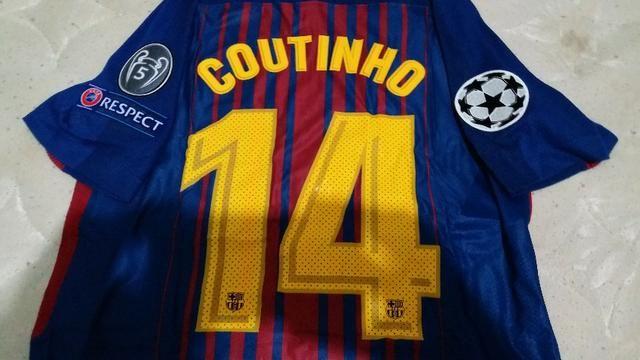 Resultado de imagem para camisa barcelona 2018