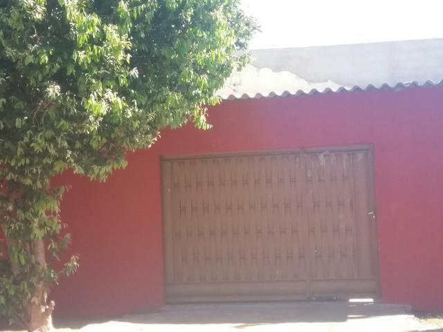 Vende-se uma casa no Santa fé R$ 95,0000 mil