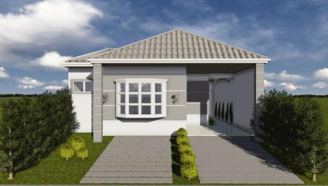 ParkVille Residence, casas novas, excelente acabamento, lindo projeto