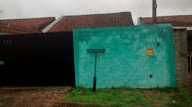 Duas casas no terreno