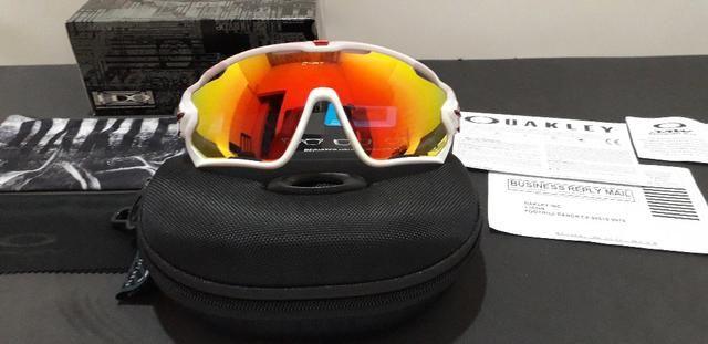 4aa9ffd95 Óculos Oakley Jawbreaker Le Tour De France C/ 4 Lentes Reserva - Importado  e Novo