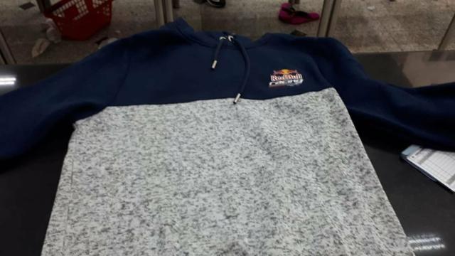 a9e7a08b1 Blusa Moleton Red Bull Brasil - Roupas e calçados - Jardim Três ...