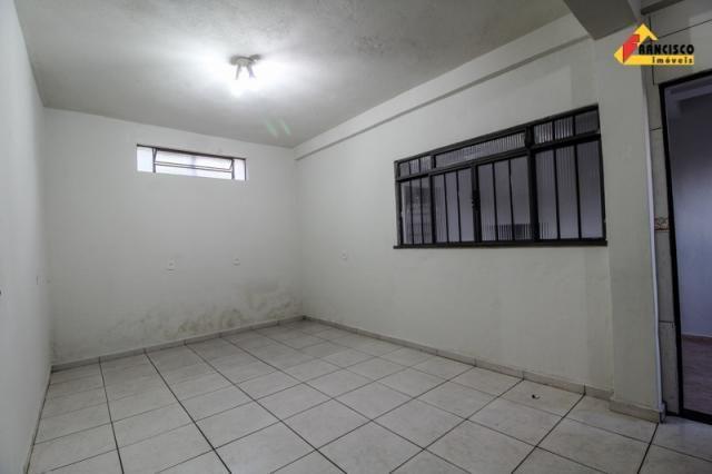 Casa Residencial para aluguel, 1 quarto, 1 vaga, Porto Velho - Divinópolis/MG - Foto 12