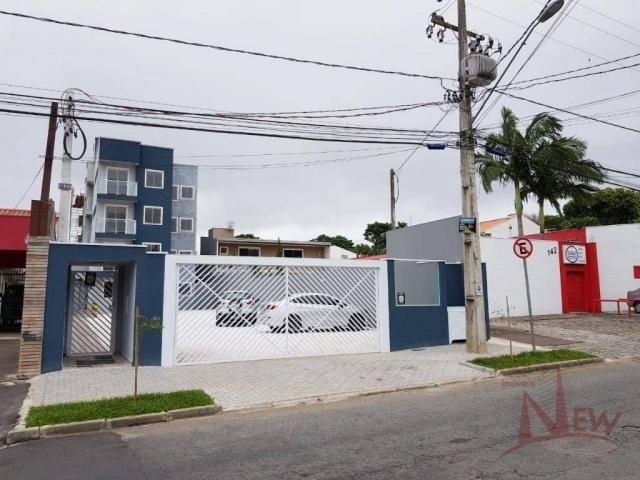 Belíssimo apartamento com 02 quartos no Cruzeiro, São José dos Pinhais - Foto 17