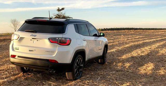 Jeep Compass Limited 2 0 4x4 Diesel 16v Aut 2019 629914164 Olx