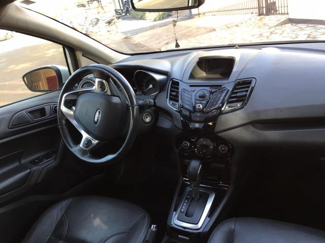 Fiesta Sedan Titanium 1.6 P. Shift 2014 - Foto 7