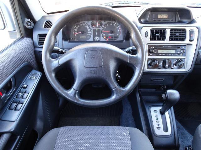 Mitsubishi Pajero TR4 2.0FLEX_AUT._4WD_ExtrANovA_LacradAOriginal_RevisadA_Placa A_ - Foto 8