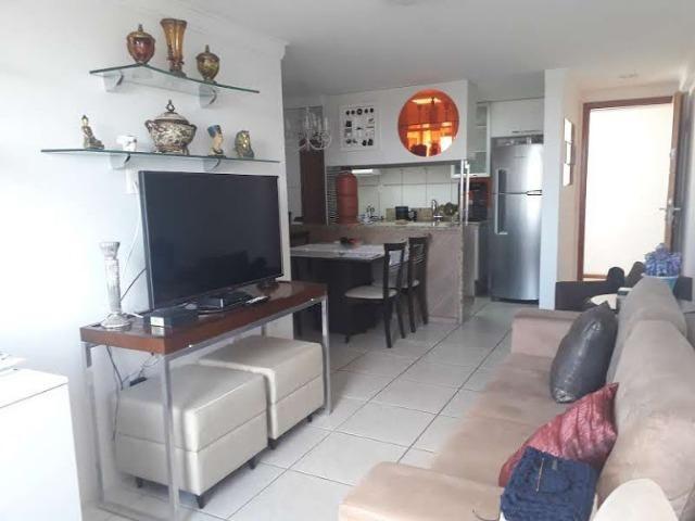 Apartamento em Lagoa Nova 70m² - 3/4