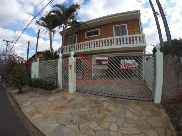 Casa à venda com 4 dormitórios em Residencial burato, Campinas cod:CA001536