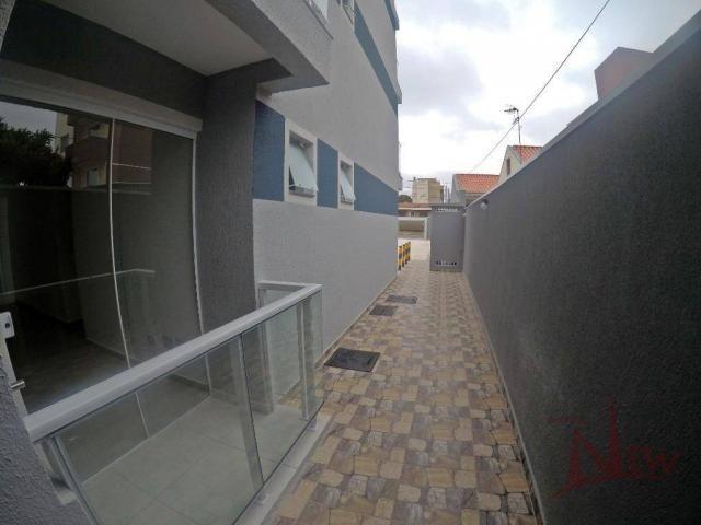 Belíssimo apartamento com 02 quartos no Cruzeiro, São José dos Pinhais - Foto 5