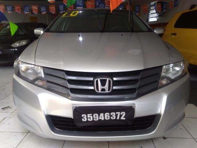 Honda City LX 1.5 Completo c/ multimídia