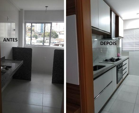 Apartamento novo X Moveis Planejados - Foto 2