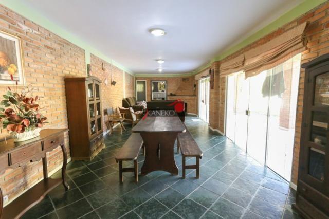 8287   sobrado à venda com 3 quartos em alto da xv, guarapuava - Foto 4